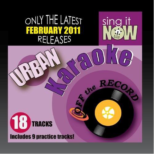 February 2011 Urban Hits Karaoke (R&B, Hip Hop)